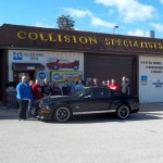 Collision Specialists SSE Car Wash